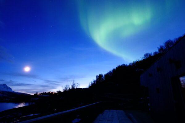 April aurora