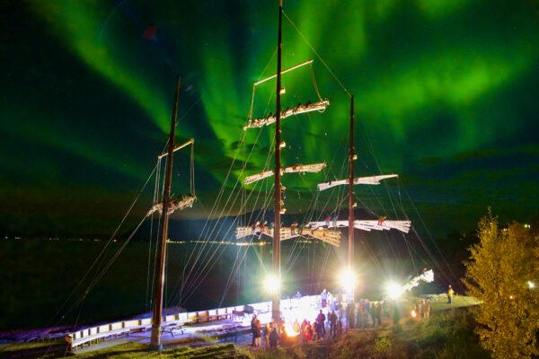 Åpningskveld og konsert – Morgans Skip 2.0